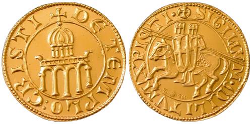 Tempeliers munt